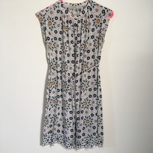 Floral Print Loft Dress